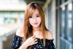 肩幅 広い 女性 似合う髪型 5選