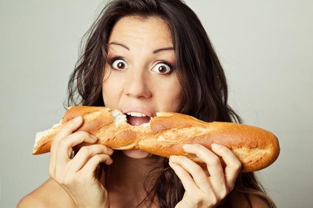 パン 太りやすい 体を冷やす モンスター級